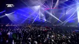 martin garrix 全球百大dj小马丁 阿姆斯特丹电音节 现场打碟图片