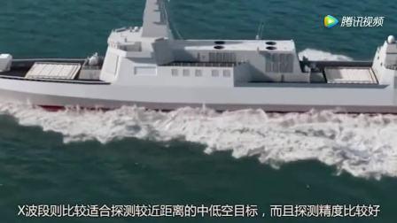 霸气侧漏的型航母, 拥有配备双波段雷达丝毫不逊色美舰!