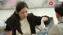 秋瓷炫怀孕后饭量大增,死守住吃的,担心于晓光会和她抢!