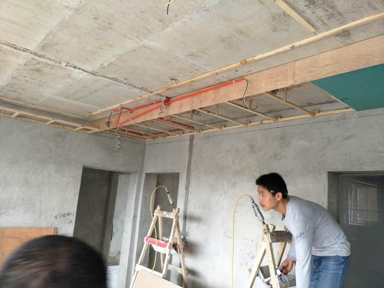 家装吊顶背后的奥秘, 木工师傅一般不会说;这家有两点