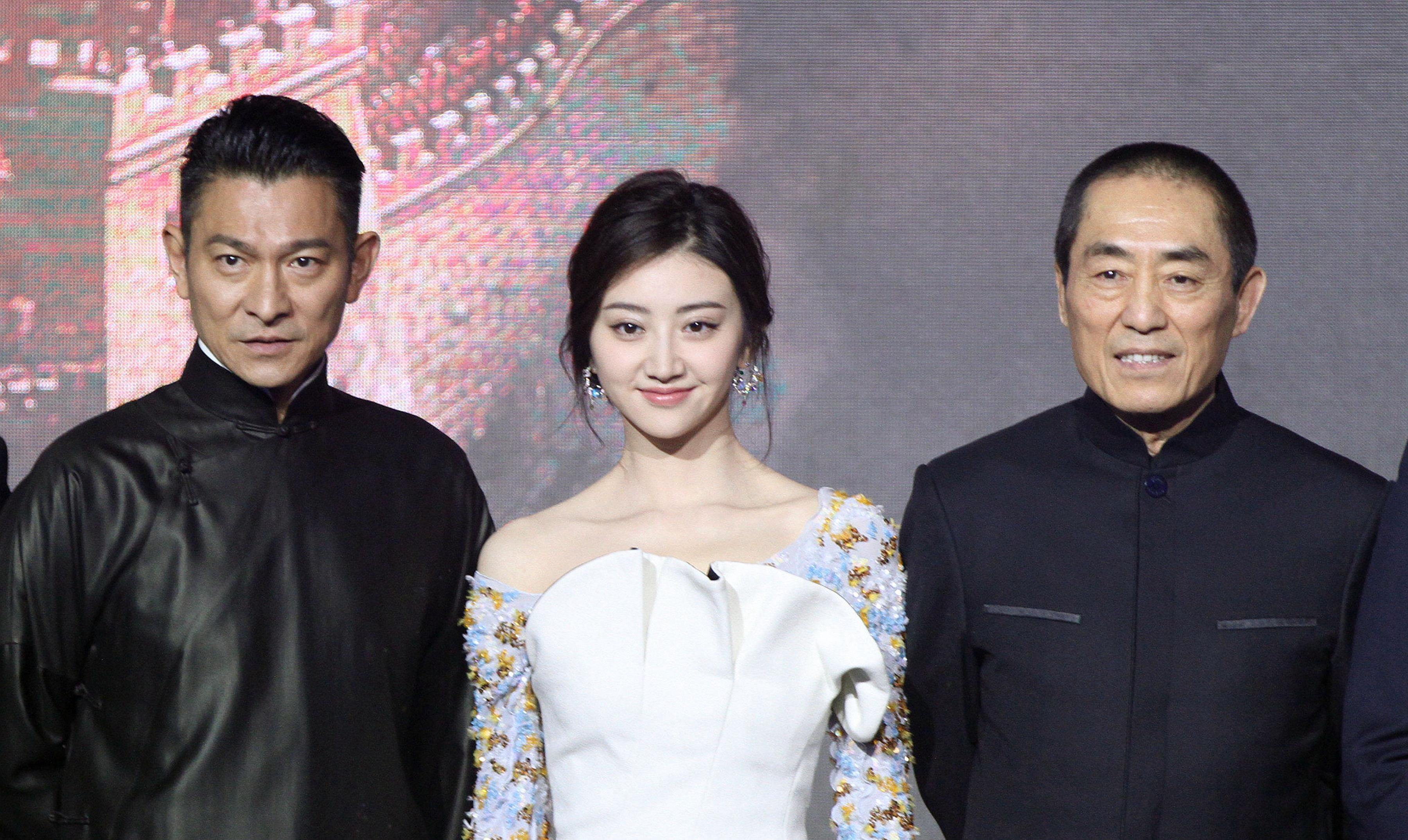 中国最好的演员是谁? 张艺谋说出这两人的名字, 网友: 不愧是张导