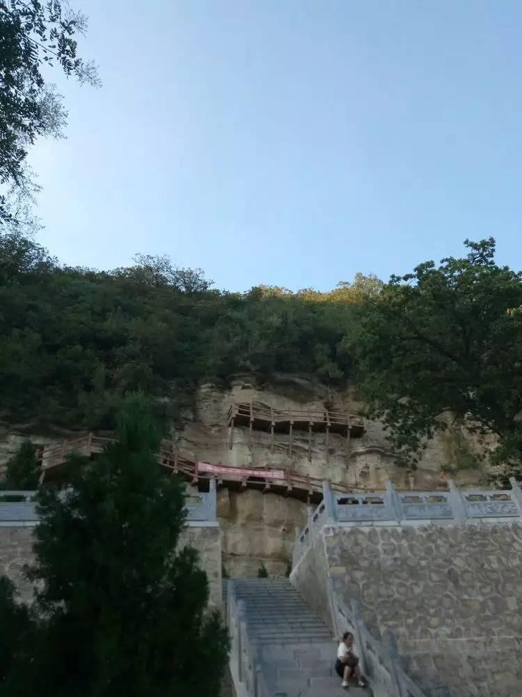铜川云梦山风景
