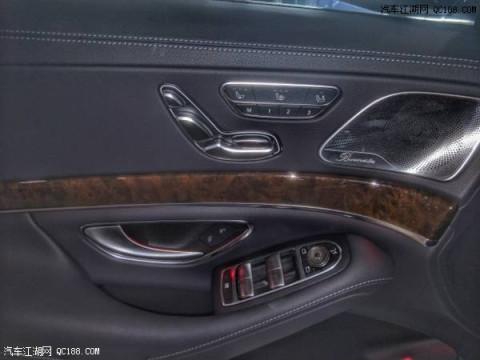 奔驰s400l功能键图解