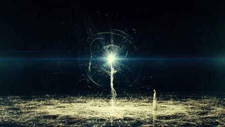 自然壮观奇景视频素材 打开 sphj-824-唯美浩瀚大气美女金色粒子视频