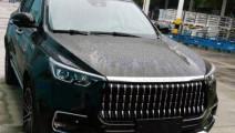 国产又一霸气SUV亮相,前脸酷似奥迪Q8,双屏25寸,宝马发动机,或售十万起