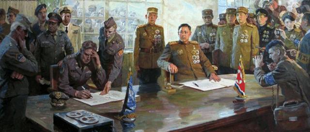 朝鲜教科书: 朝战是朝鲜最高领导人独力率军队赶走美国人