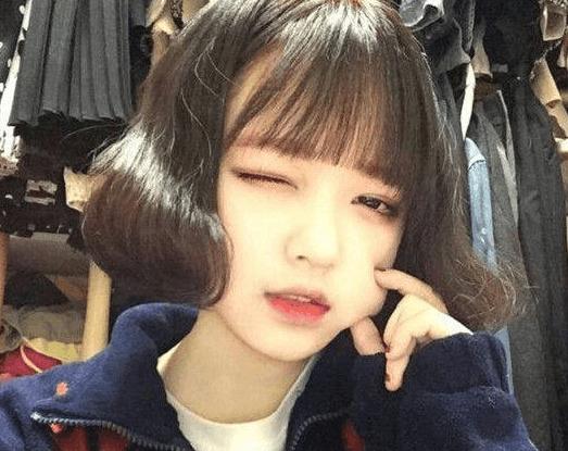 韩式萌妹子发型图片 变身可爱咖就靠它了
