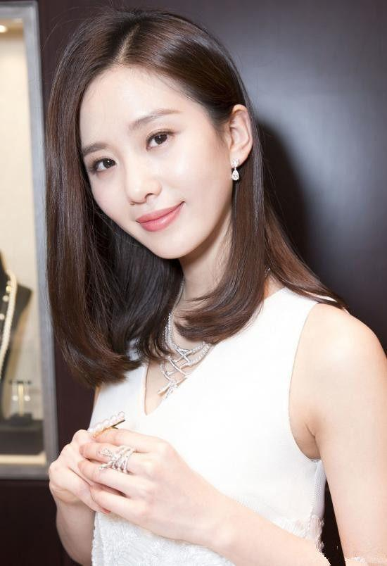 夏季学刘涛, 高圆圆, 范冰冰等女神, 扎简单发型, 秒变清新女神