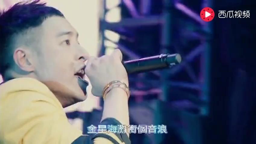 「中国有嘻哈」潘玮柏实力live「音浪+谁是mvp+盖世英雄」