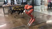 波士顿动力最新双足机器人