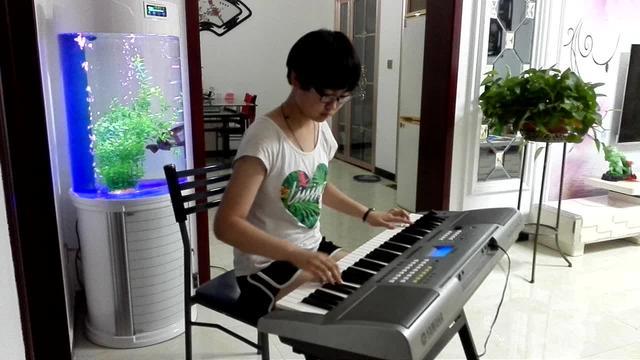 十级电子琴独奏 卡门