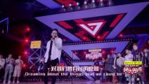 2017快乐男声: 别人都清唱,他却有伴奏!赤裸裸的黑幕吗?