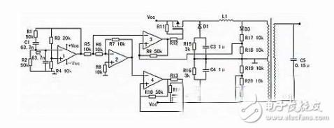 基于arm控制的逆变器电路设计-电路图天天读