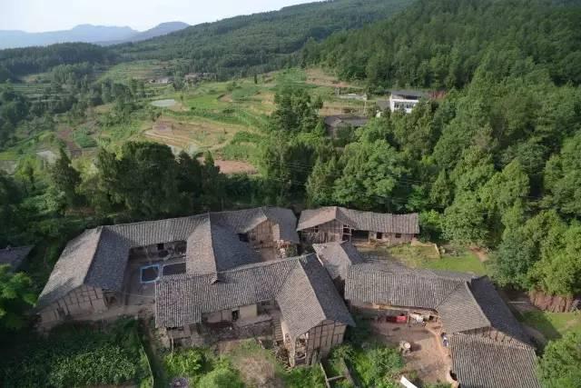 秘境  通江这个村满足你对古村落的所有幻想!
