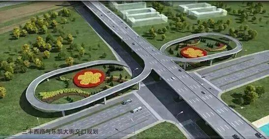 重磅 东三环南延 恒祥大街北延 长城大街南延 保定多条道路将有大动作