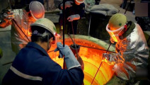 带你走进超大螺旋桨的加工工厂,看看制造过程!