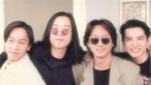 珍贵录像: 91年beyond黄家驹演唱国语版《光辉岁月》