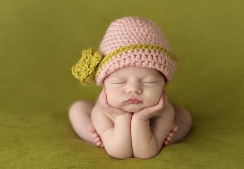 宝妈如是说:宝宝刚出生,感觉没有我想象中漂亮可爱.