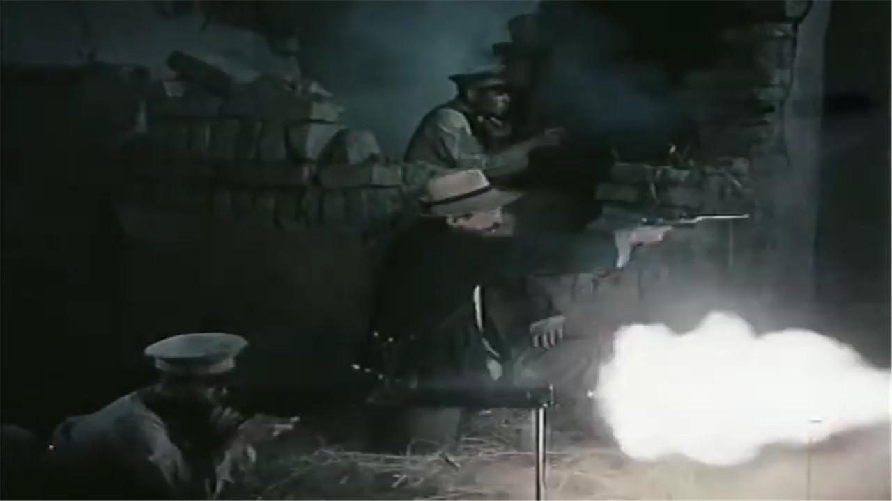 《平原游击队》八路军戏耍日本鬼子!不费吹灰之力