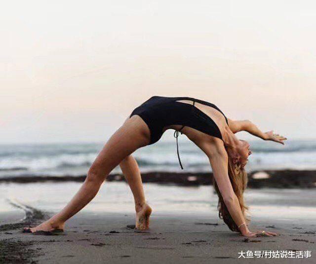 多练瑜伽瘦身效果明显, 拥有傲人身材更加自信  第2张