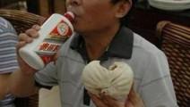 这种包子只有中国大厨才能做出来,下口老外都称赞美味
