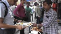 这就是很多印度上班族常吃的午饭,看看他们平常都吃些什么?