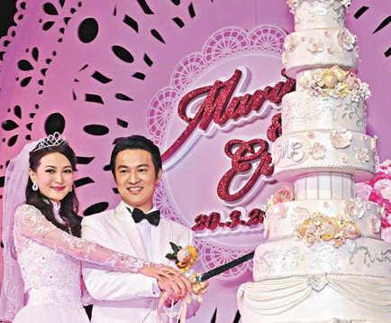 陈法拉37岁再婚, 未婚夫哈佛毕业曾任外交官, 前夫却错失20亿身家(图9)