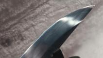现场实拍: 日本军刀到底有多锋利?绝对超乎你的想象!