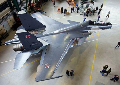 推荐 正文  苏-30sm多用途战斗机由苏霍伊飞机实验设计局研发.