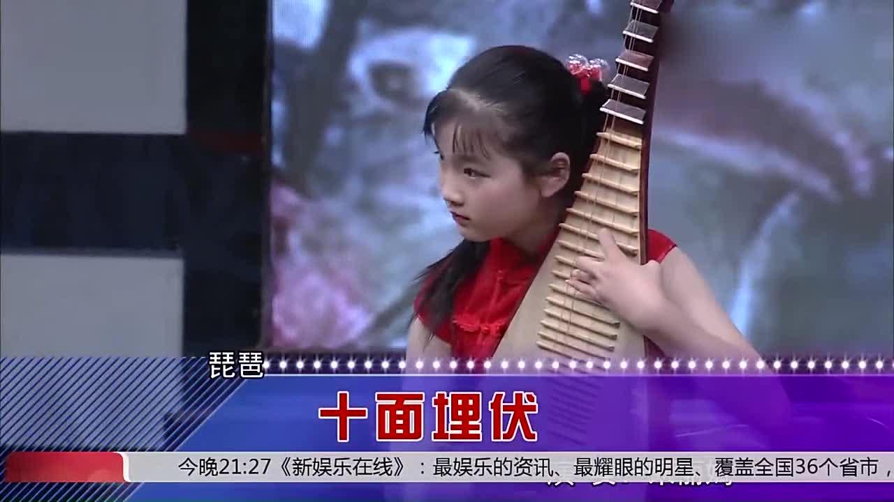 琵琶 新编十面埋伏 赵聪演奏