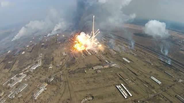乌克兰弹药库频频爆炸, 弹药损失量超过战场消耗 损失超20亿美元