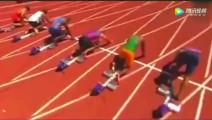 中国飞人苏炳添再破10秒,击败世界冠军证明中国人能飞