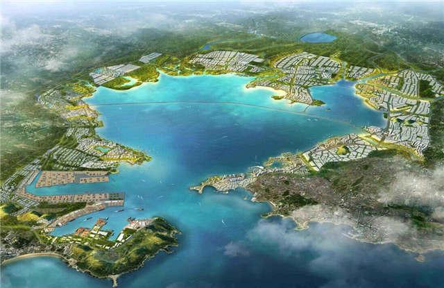 《青岛市北岸城区分区规划》通过专家评审
