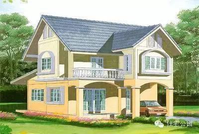 11套农村别墅自建房户型图纸分享, 美哭了!_zzd_学生