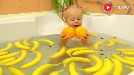 小萝莉逛野生动物园喂小猴子吃香蕉,认识小动物 广告 0 秒 详细了解 >