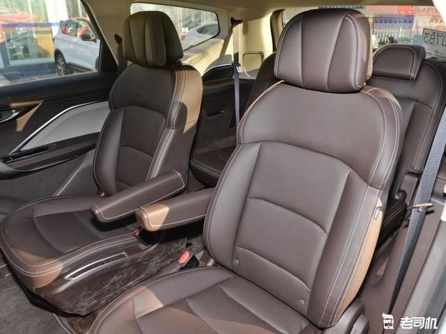 主销车型预售15-18万 吉利嘉际3月11号上市(图14)