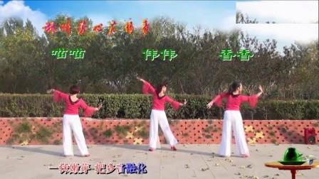 打开 打开 沅陵燕子广场舞《蓝色中国梦》原创附背面教学 打开 林州