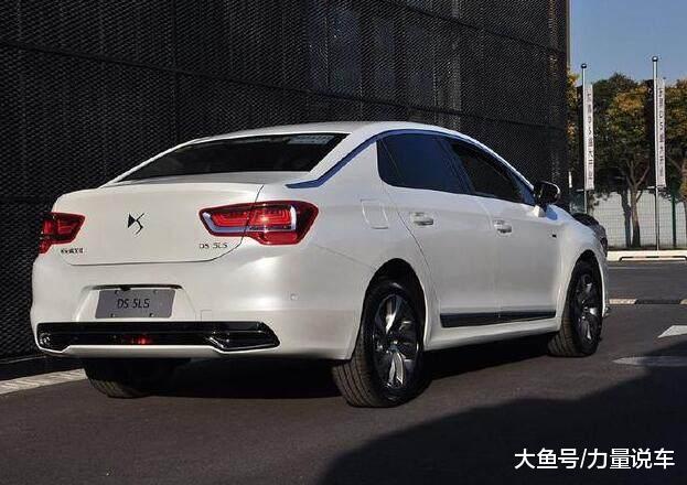 新一代的雪铁龙DS 5LS发布, 搭载1.6T涡轮增压发动机, 起售价为13万元