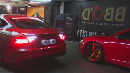 大把有钱人!印度街头拍摄超级跑车,豪车真不少