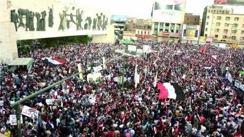 事态往更严重方向发展, 政府出动军队无果, 十几所大学参加抗议
