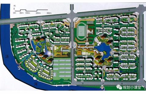 设计图分享居住区规划课程设计图纸小区规划快题设计的下载地址图片