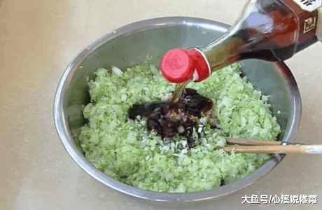 饺子馅往里加入这个味道特别好,每天吃都吃不厌