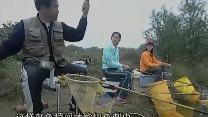 钓鱼: 钓鱼这样握竿最容易断竿,千万要避免这样的握竿手法!