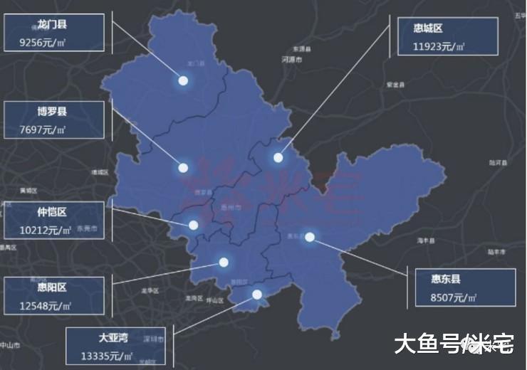 摸底临深: 惠州为何干不过东莞