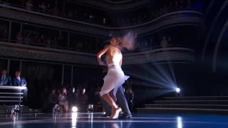 伦巴表演舞 Rashad and Emma's-Rumba-Dancing with the Stars