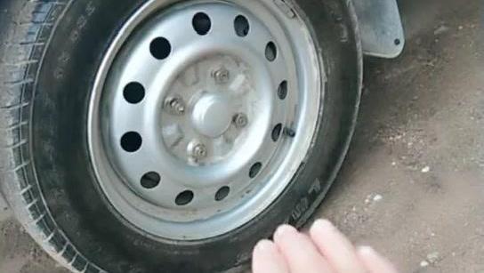 有车族的朋友们注意了,这样的轮胎千万不要换