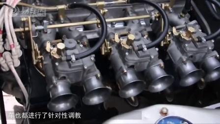 GTR赛车50连200万日本车凭什么跑得过法拉利