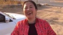 2017刘姨最新学车视频,超级搞笑
