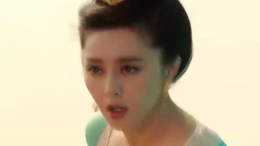 看过妖猫传的混血杨贵妃再来看看范冰冰版的杨贵妃