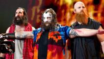 WWE最残暴的两个组织大战,圣盾遭怀亚特家族暴打!